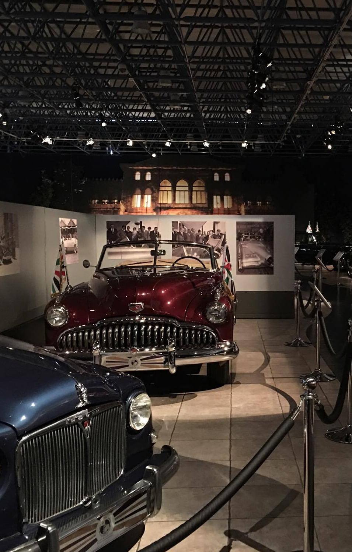 Royal Auto Museum