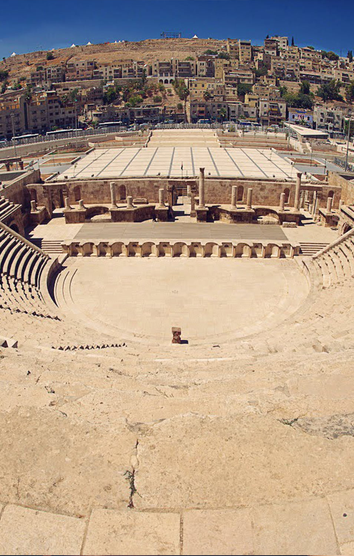 jordan roman theater