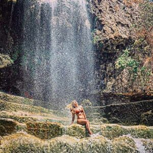 Ma'in Waterfalls