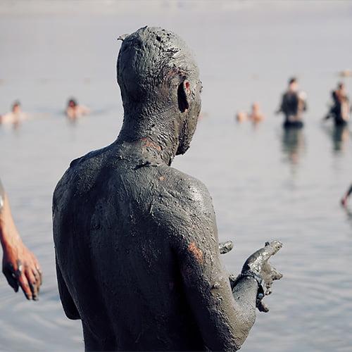 deadsea mud